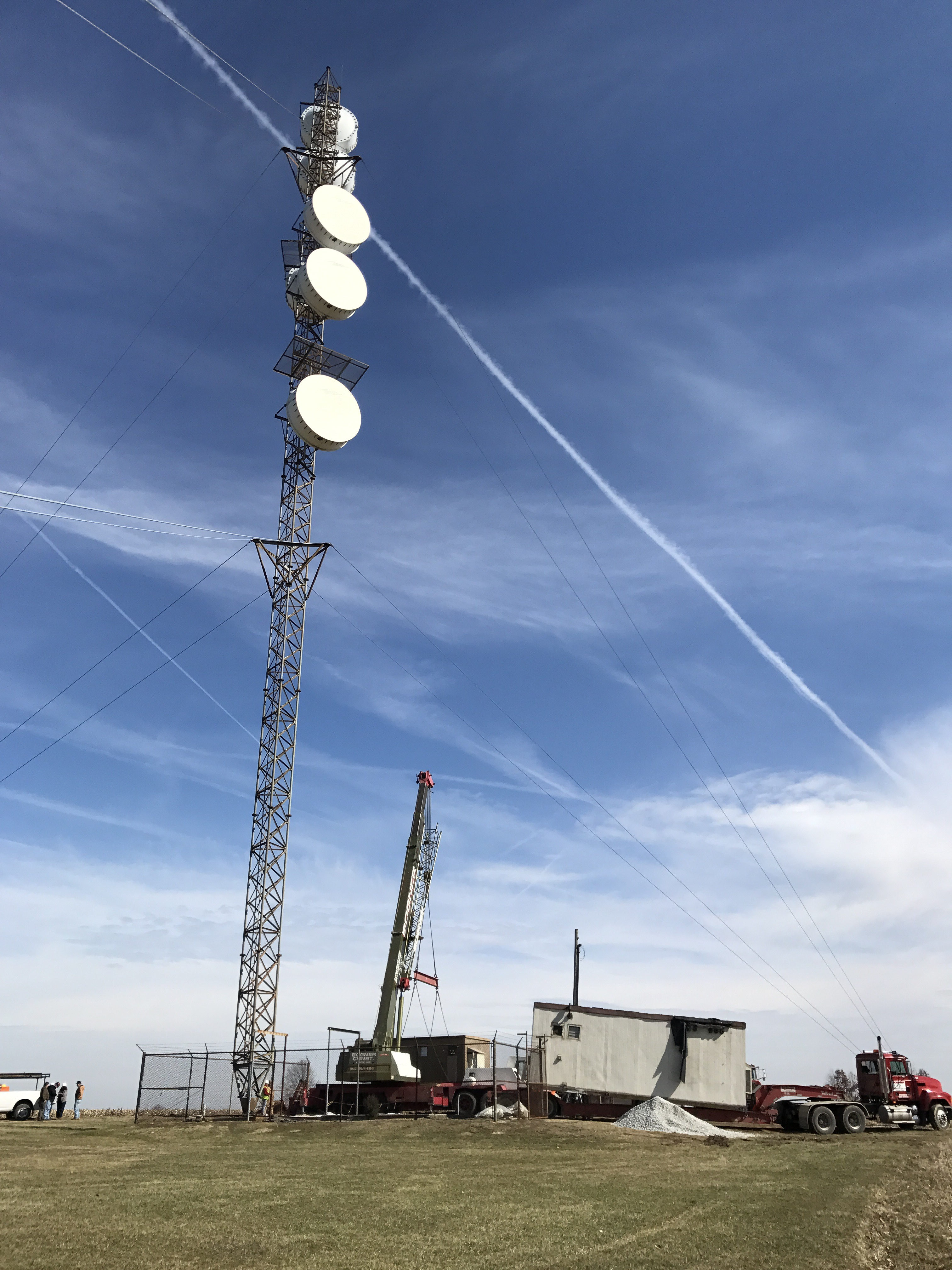 New Pittsburg Communications Tower