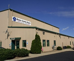 Wayne County Airport Office