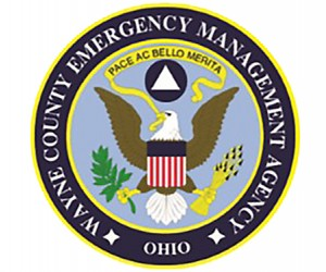 Wayne County EMA Logo