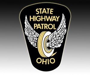 Ohio State Highway Patrol badge
