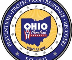 Ohio Department of Homeland Security Logo