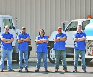 Wayne County Airport Staff