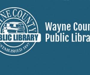 Wayne County Pulic Library logo