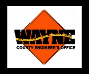 Wayne County Engineer Logo