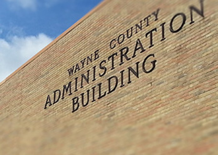 Wayne County Administration Building