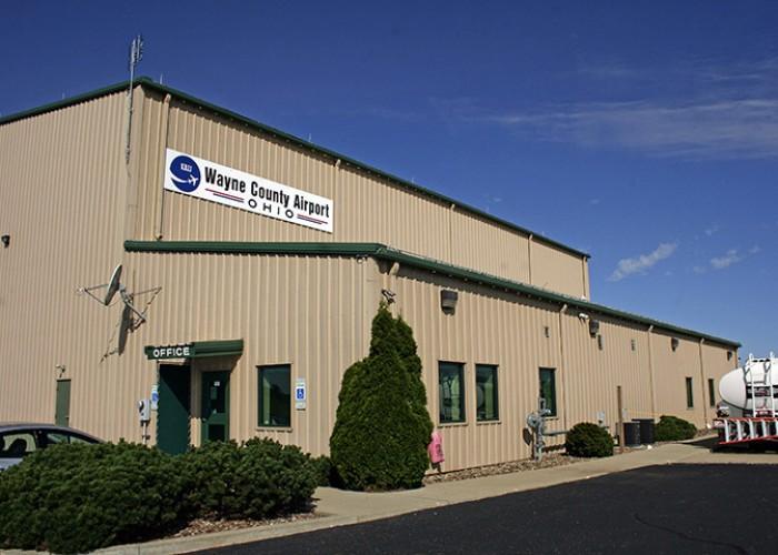 Wayne County Airport Office