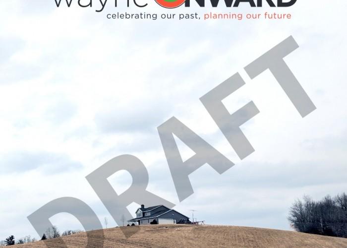 Wayne Onward Comprehensive Plan Draft