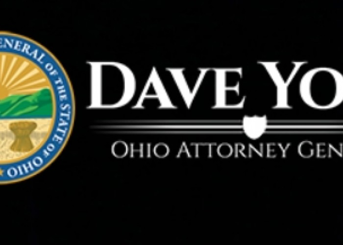 Ohio Attorney General Dave Yost Logo