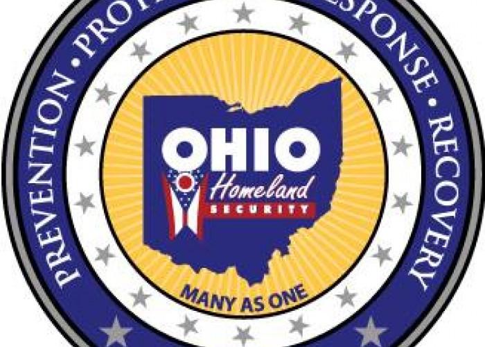 Ohio Department of Homeland Security Logo