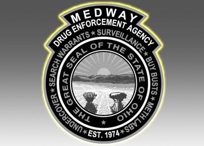 MEDWAY Drug Enforcement Agency Logo