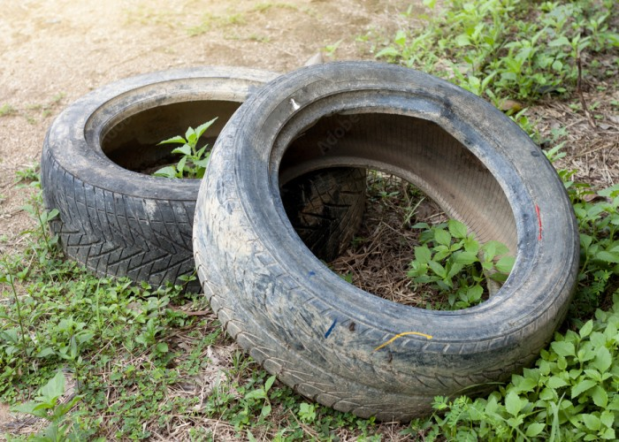 Photo of tires