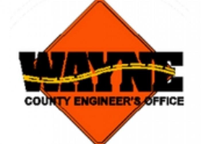 Wayne County Engineer Logo